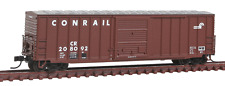N Atlas ACF 50' Precision Design Rib-Side Boxcar Conrail  50001291