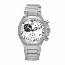 Victorinox Swiss Army Convoy Chronograph Titanium Mens Watch 241161 new