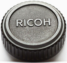 Original Ricoh Rear Lens Cap Pentax PK K Mount Made in Japan