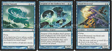 Magic MTG Serpent Mono Blue Deck - Serpent of The Endless Sea - NM - 60 Cards