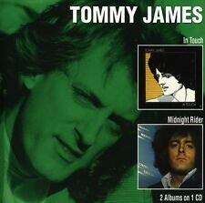 In Touch/Midnight Rider - Tommy James (2011, CD NEU)