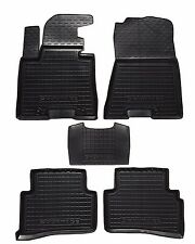 Rubber Car Floor Mats Carpet Liners for KIA SPORTAGE 2016-