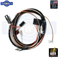 64 65 Cutlass Console Extension Wiring Harness Manual
