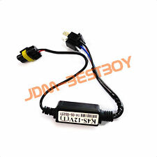 (1) Easy Relay Harness For H4 9003 Hi/Lo Bi-Xenon HID Bulbs Wiring Controllers