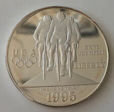 Uno Dollar Liberty 1995 Atlanta USA Olympia. M303