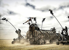 PHOTO MAD MAX  FURY ROAD - TOM HARDY - 11X15 CM  # 6
