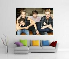 THE VAMPS TEENAGE KICKS GIANT WALL ART PHOTO PRINT POSTER