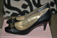 Women's Bandolino Shoe Lust Black Heel Shoes, New with Box, Size 10