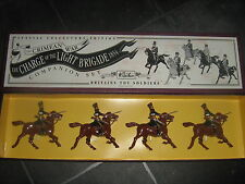 Britains set 3111 The 4th Light Dragoons