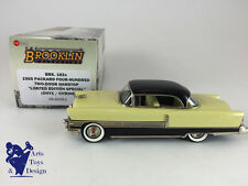 1/43 BROOKLIN 182X PACKARD FOUR HUNDRED 2 DOOR HARDTOP 1955 LIMITED EDITION