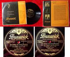 25cm LP Jam Session mit Lionel Hampton 1947 (Brunswick 86 011) D