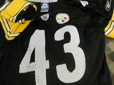Pittsburgh  steelers Polamalu NFL  jersey youth XL