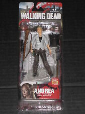 WALKING DEAD SERIES 4 ANDREA FIGURE LAURIE HOLDEN MCFARLANE AMC IMAGE HOT