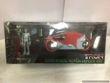 Tron Encom Real Action Heroes 100 Series B Flynn Red Light Cycle Medicom