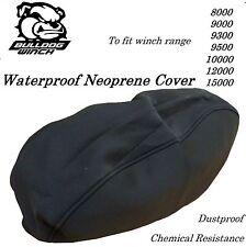 Bulldog VERRICELLO in Neoprene Cover 8000 9300 9500 10000 12000 15000 LBS XL comodamente Fit