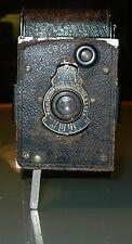 ANTIQUE 1913 EASTMAN KODAK CO ANTISTIGMAT f 7.7 84mm FOLDING CAMERA No. 124634