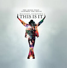 Michael Jackson's This Is It, 2CD's+Booklet w/Demo Tracks, Like New/VGC