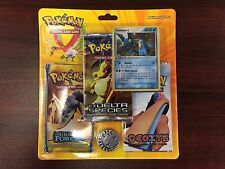 Pokemon 3-pack Delta Species Deoxys Unseen Forces + coin and Swampert Sceptile