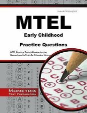 MTEL Early Childhood Practice Questions : MTEL Practice Tests and Review for...