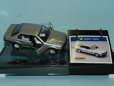 Ultra Class by Matchbox 1/43 BMW 750iL Silver On Stand Mint Box