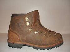 "UNWORN Vasque Vintage 6840 Hiking Boots Size 11 M UNWORN Heavy Leather 7"" Tall"