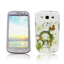 DESIGN No.4  HARD BACK COVER CASE SAMSUNG i9300 GALAXY S3  + Displayschutzfolie
