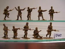 Armies in Plastic AIP5407D 1/32 WWI London Scottish Infantry x 20 in Mauve