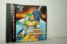 KING OF THE MONSTERS 2 USATO OTTIMO NEO GEO CD EDIZIONE GIAPPONESE MB4 47203