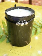 Banishing Exorcism Hand Made Spell Soy Candle Pagan Wiccan Witch Reiki