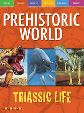 Dougal Dixon Pterosaurs and Other Triassic Dinosaurs (Prehistoric World) Very Go