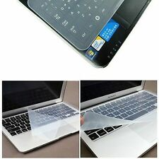 Washable Keyboard Protector Universal 14-inch Silicone Laptop Skin Cover
