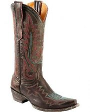 NEW IN BOX OLD GRINGO RE NEVADA CHOCOLATE WOMENS WESTERN BOOT SZ 8.5  $ 500