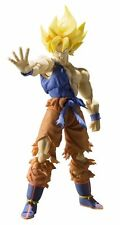 Dragon Ball Z Super Saiyan Son Goku Warrior Awakening Version Bandai S.H.Figuart