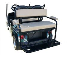 Rear Combo Seat for STAR Golf Carts 2008+