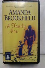 A Family Man by Amanda Brookfield: Unabridged Cassette Audiobook (Q4)