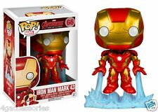 Funko Pop Vinyl Marvel Avengers Age of Ultron Iron Man Mark 43 UK 66