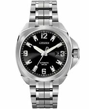 Men's Automatic Citizen's Eco-Drive Stainless Steel Bracelet Watch- BRAND NEW!