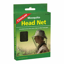 Coghlan's Coghlans 8941 Head Net Bug Mosquito Pest Insect Face Netting Cover