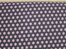 GUTERMANN tessuto di cotone-Piccole stelle su Blu Navy Per FQ-Long Island Collection