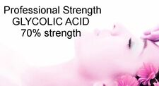 Wholesale GLYCOLIC ACID 70% Pro Strength Acne age spots Wrinkles 8 oz. moles