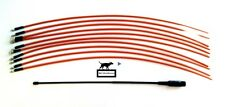 "10 - DC 40 Tuff Skin & Garmin Astro 220 / 320 Flexible 18"" Long Range Antenna"