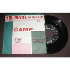 SIR HENRY & HIS BUTLERS - Camp Rare Italian PS Psych Sitar 1967
