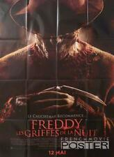 A NIGHTMARE ON ELM STREET - FREDDY KRUEGER - ORIGINAL LARGE FRENCH MOVIE POSTER