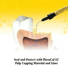 TheraCal LC Pulp Protectant/Liner, 1 (1g) Syringe, Bisco lite cure MSD calcium