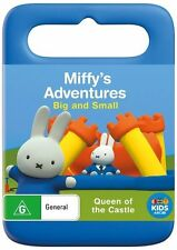 Miffy's Adventures: Big and Small: Queen of the Castle NEW R4 DVD