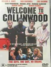 Comedy Welcome To Collinwood George Clooney Sam Rockwell Region 4 DVD VGC