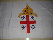 British Empire Flag Coat of Arms of the Anglican Catholic Church Canada Ensign