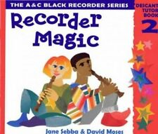 Recorder Magic Desant Tutor Book 2 - Same Day P+P