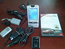 FULL KIT iPAQ H6325 CELLPHONE(unlock)+CAMERA+PDA+GPS+WIFI+BLUETOOTH+JAWBONE