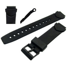 Replacement Watch Strap 16mm to fit Casio MW50M, TM10J, TM11, WM11, WM52M, SFX10